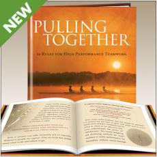 Inspirational Gift Books - Pulling Together Gift Book