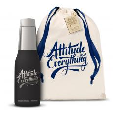 New Drinkware - Attitude is Everything Svelte 20oz Tumbler