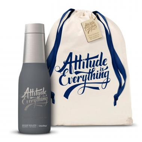 Attitude is Everything Svelte 20oz Tumbler
