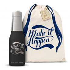 Vacuum Insulated - Make it Happen Svelte 20oz Tumbler