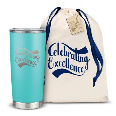 The Joe - Celebrating Excellence 20oz. Stainless Steel Tumbler
