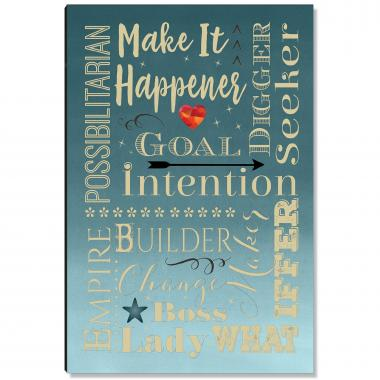 Boss Lady Inspirational Art