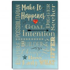 Inspirational Art - Boss Lady Inspirational Art