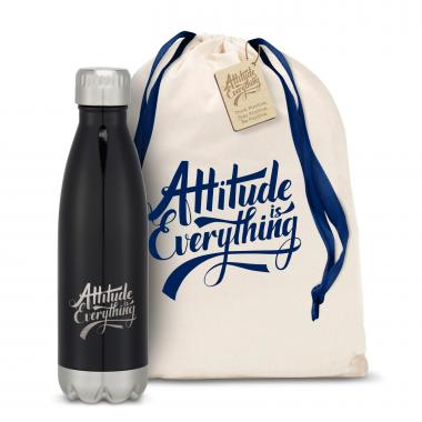 Attitude is Everything Swig 16oz Bottle