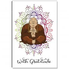 Inspirational Art - Budi Gratitude Inspirational Art