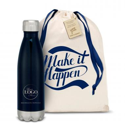 Logo Swig 16oz Bottle