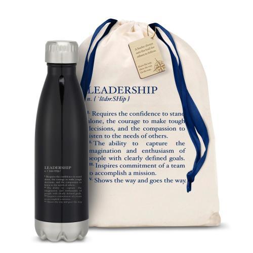 Leadership Definition Swig 16oz Bottle