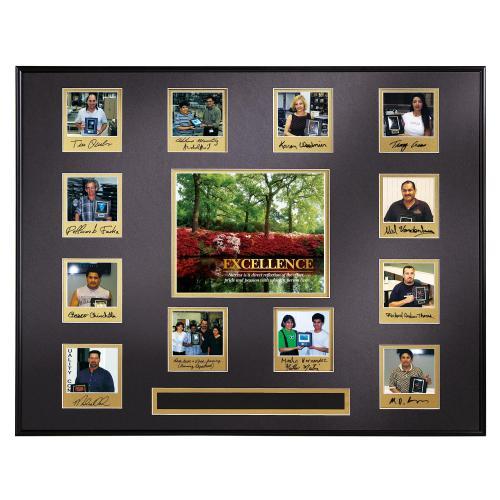 Excellence Azalea Perpetual Award Plaque