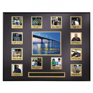 Be The Bridge Perpetual Award Plaque