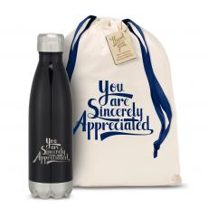 Executive Gifts - Sincerely Appreciated Swig 16oz Bottle