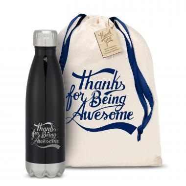 Thanks for Being Awesome Swig 16oz Bottle