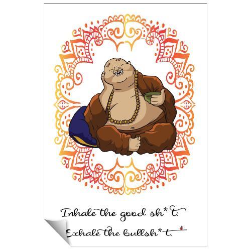 Budi Inhale Inspirational Art