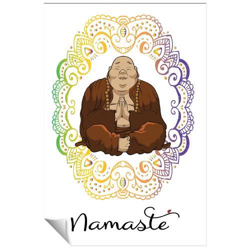 Budi Namaste Inspirational Art