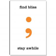 New Products - Find Bliss Inspirational Art
