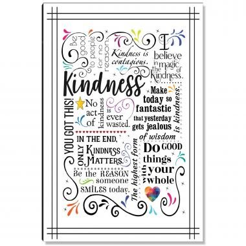 Kindness Inspirational Art
