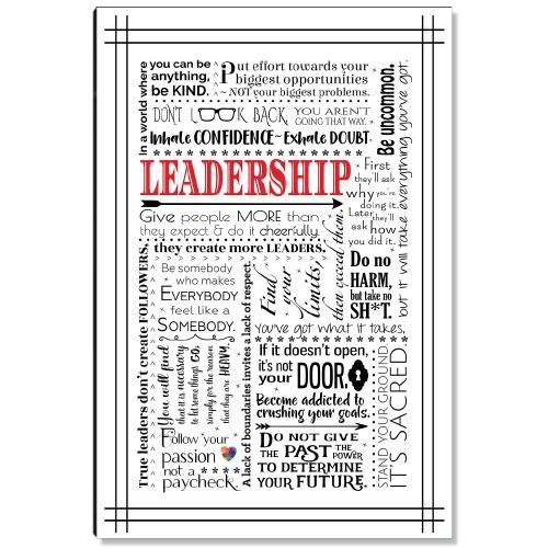 Leadership Inspirational Art