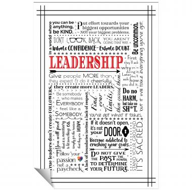 Leadership Inspirational Art