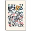 Mermaid Wisdom Inspirational Art