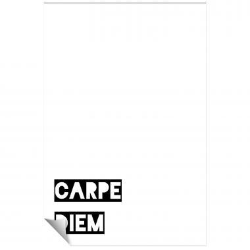 Capre Diem - 2 Inspirational Art