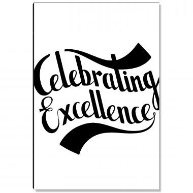 Celebrating Excellence Inspirational Art