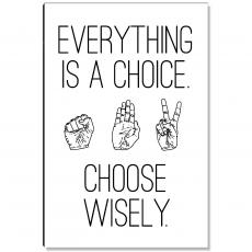 Inspirational Art - Choice Inspirational Art
