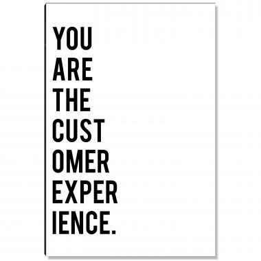 Customer Experience Inspirational Art