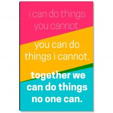 Motivational Posters - We Can Do Inspirational Art