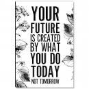 Your Future Inspirational Art