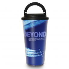 Above and Beyond Jets 16oz Travel Mug