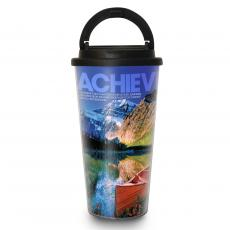 Spirit of Achievement 16oz Travel Mug