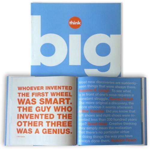Think Big Book