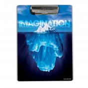 Imagination Iceberg Acrylic Clipboard Teacher Gift (754478)