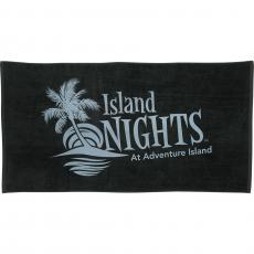 Towels - 10 lb./doz. Colored Beach Towel