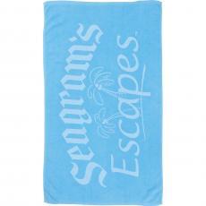 Towels - 6.5lb./doz. Small Colored Beach Towel