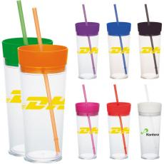 Travel Mugs/Cups - Templar - 22-oz Tumbler with push-on lid