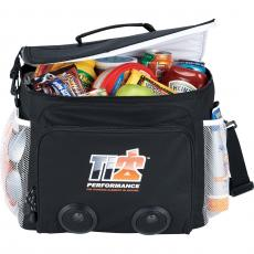 Coolers & Lunch Bags - Game Day 30 Can Speaker Cooler