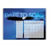 Dare To Soar Desk Blotter