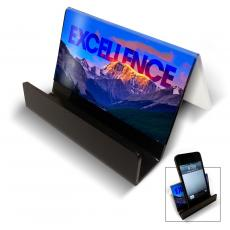 Excellence Mountain Acrylic Iphone Holder