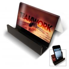 Teamwork Rowers Acrylic Iphone Holder