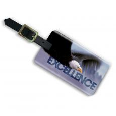 Closeout and Sale Center - Excellence Eagle Acrylic Luggage Tag