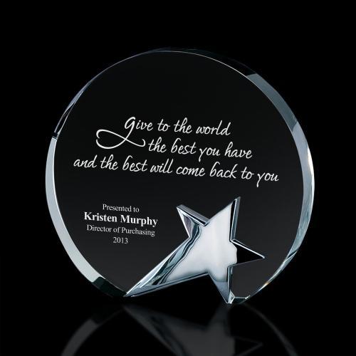 Excellence Crystal Star Award