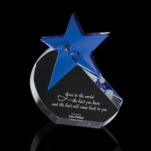 Cobalt Crystal Star Award