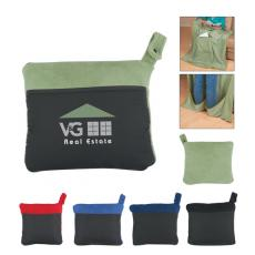 Home & Family - Transfer -  Polyester blanket  with feet warming compartments