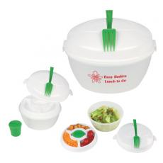 Bowls - Salad bowl set, holds up to 4 cups of salad