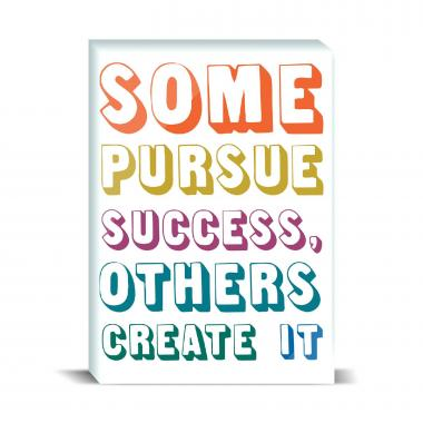 Create Success Desktop Print