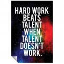 Hard Work Inspirational Art