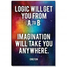 Space Series - Imagination Inspirational Art
