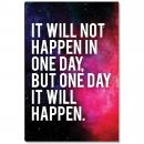 It Will Happen Inspirational Art