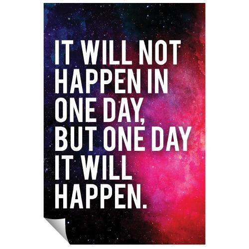 It Will Happen Inspirational Art