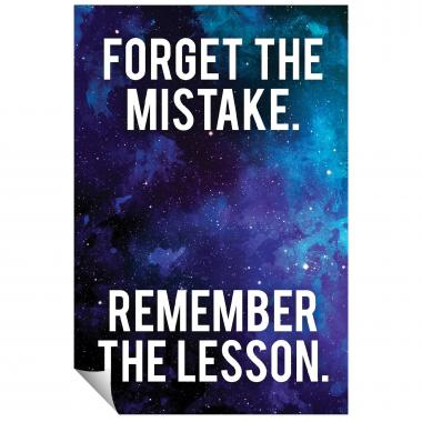 Remember The Lesson Inspirational Art